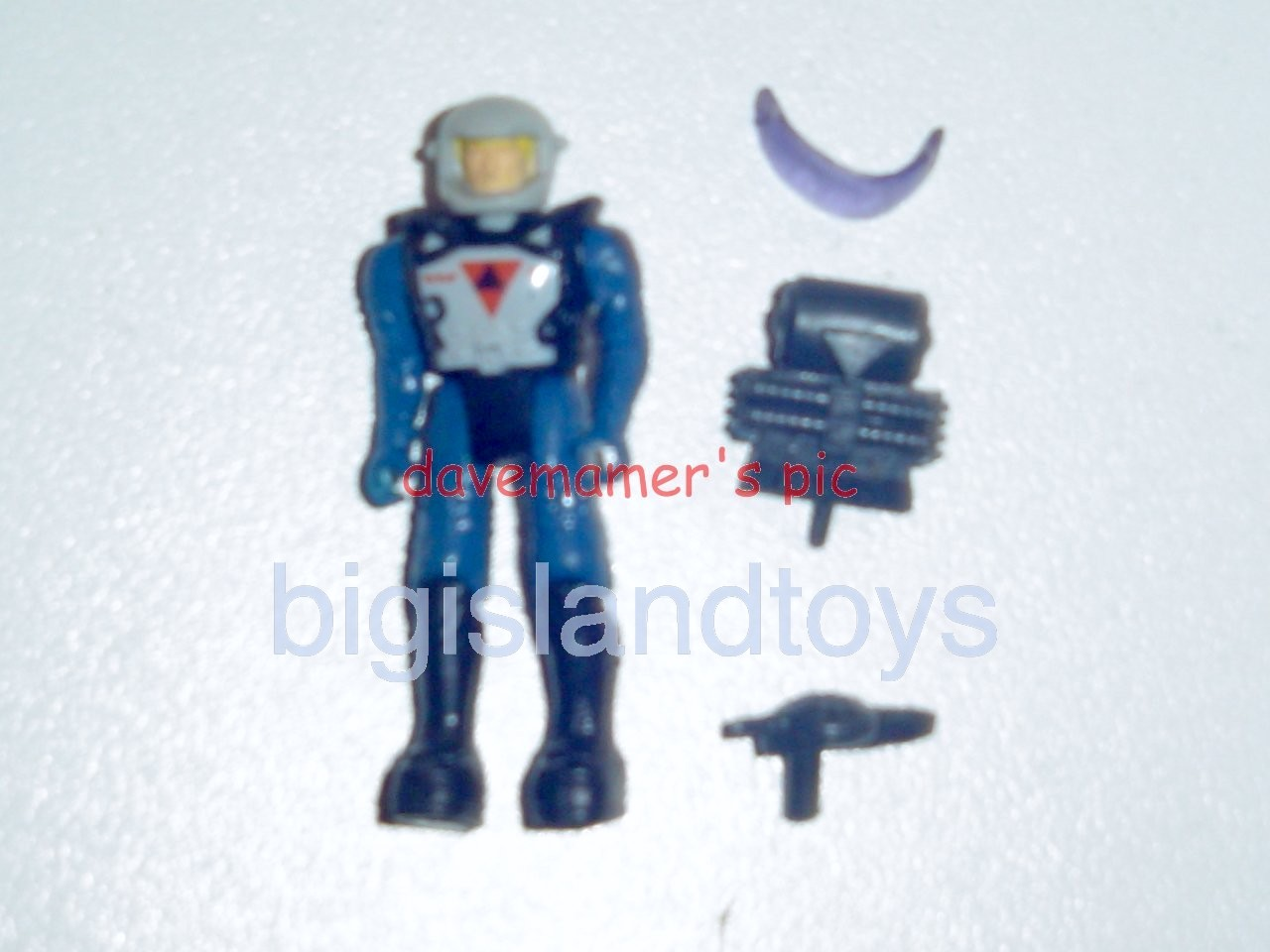 Starcom Shadow Forces Figures   SGT Ramor