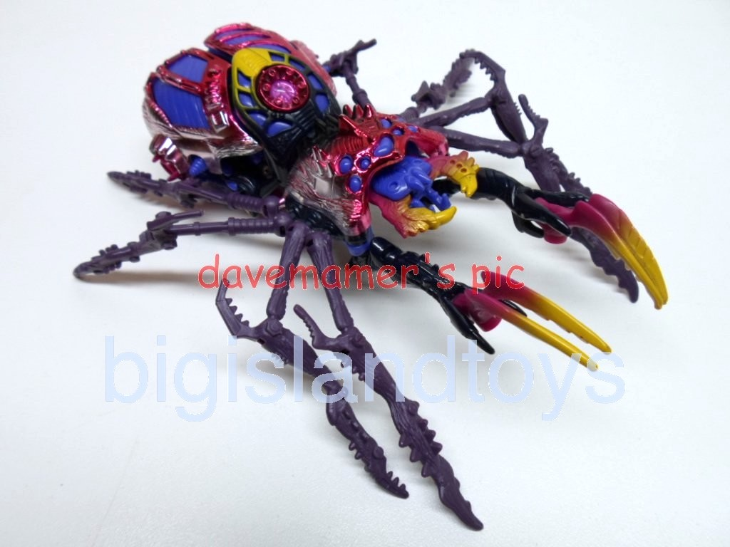 Transformers Beast Wars 1999  Blackarachnia