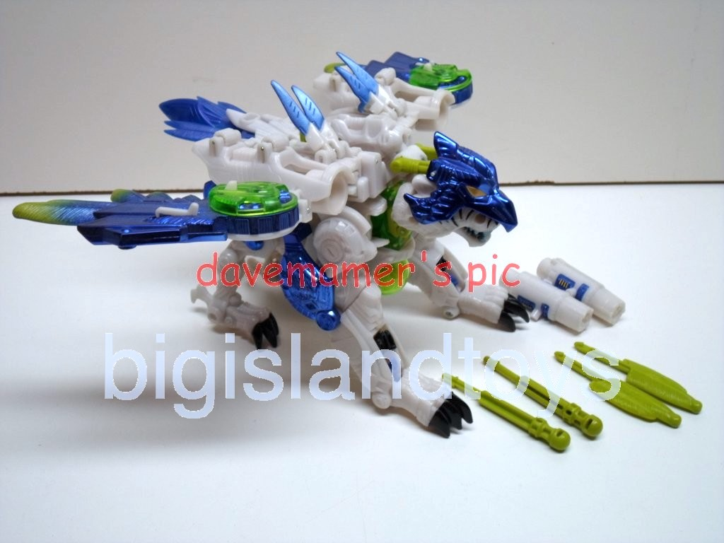 Transformers Beast Wars 1999  Tigerhawk