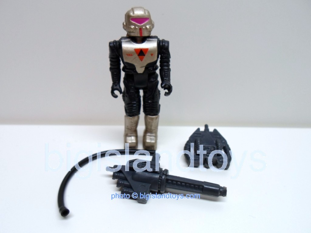 Starcom Shadow Forces Figures   Cpl AGON-6