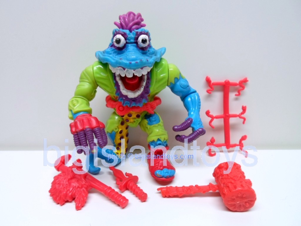 Teenage Mutant Ninja Turtles 1991 Figures   Wyrm