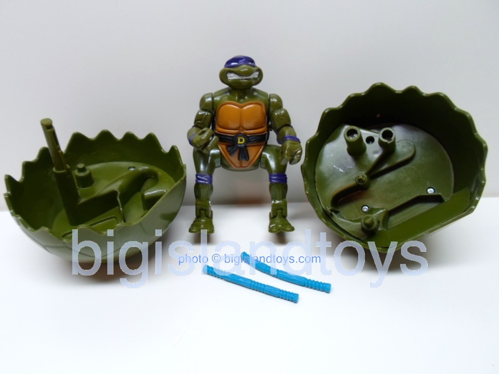 Teenage Mutant Ninja Turtles 1994 Figures      BREAKIN LOOSE LEONARDO