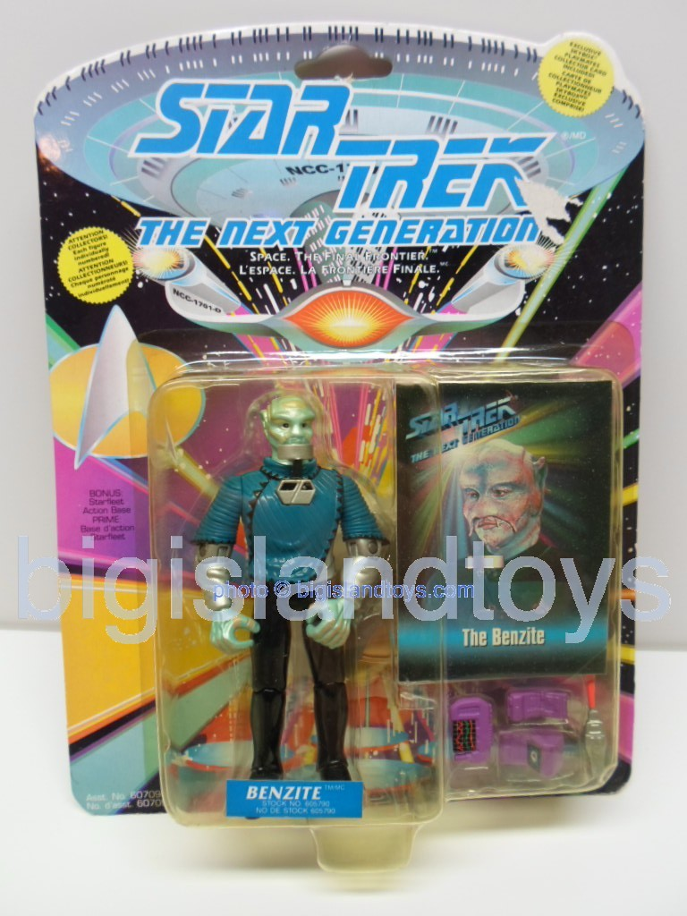 Star Trek  The Next Generation   Mordock the Benzite