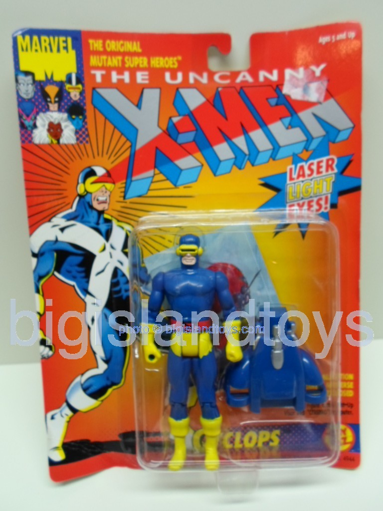 X-Men Uncanny Series 3  Cyclops Red Belt