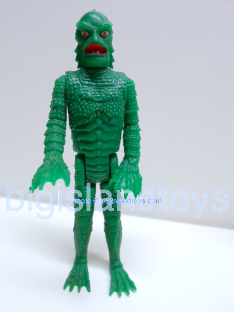 Universal Studios Monsters Mini Monsters   CREATURE FROM THE BLACK LAGOON