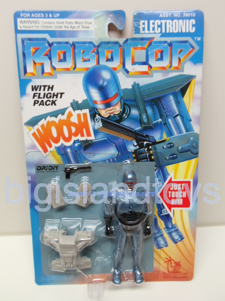 Robocop The Series   ROBOCOP with FLIGHT PACK