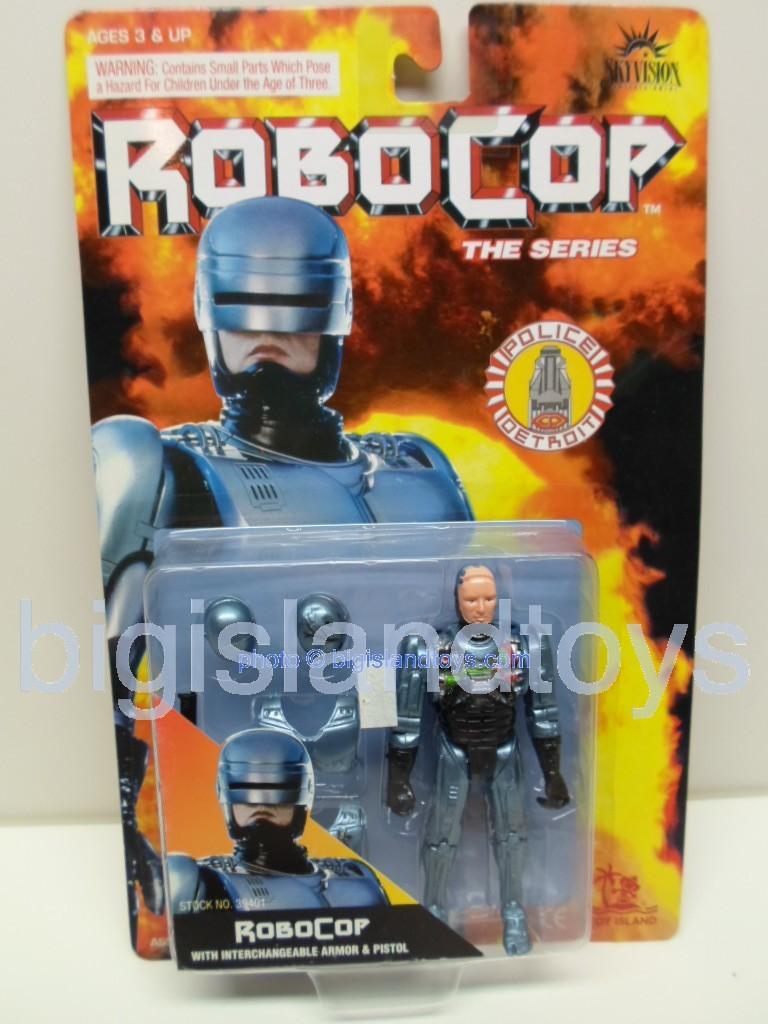 Robocop The Series   Robocop with Interchangeable Armor