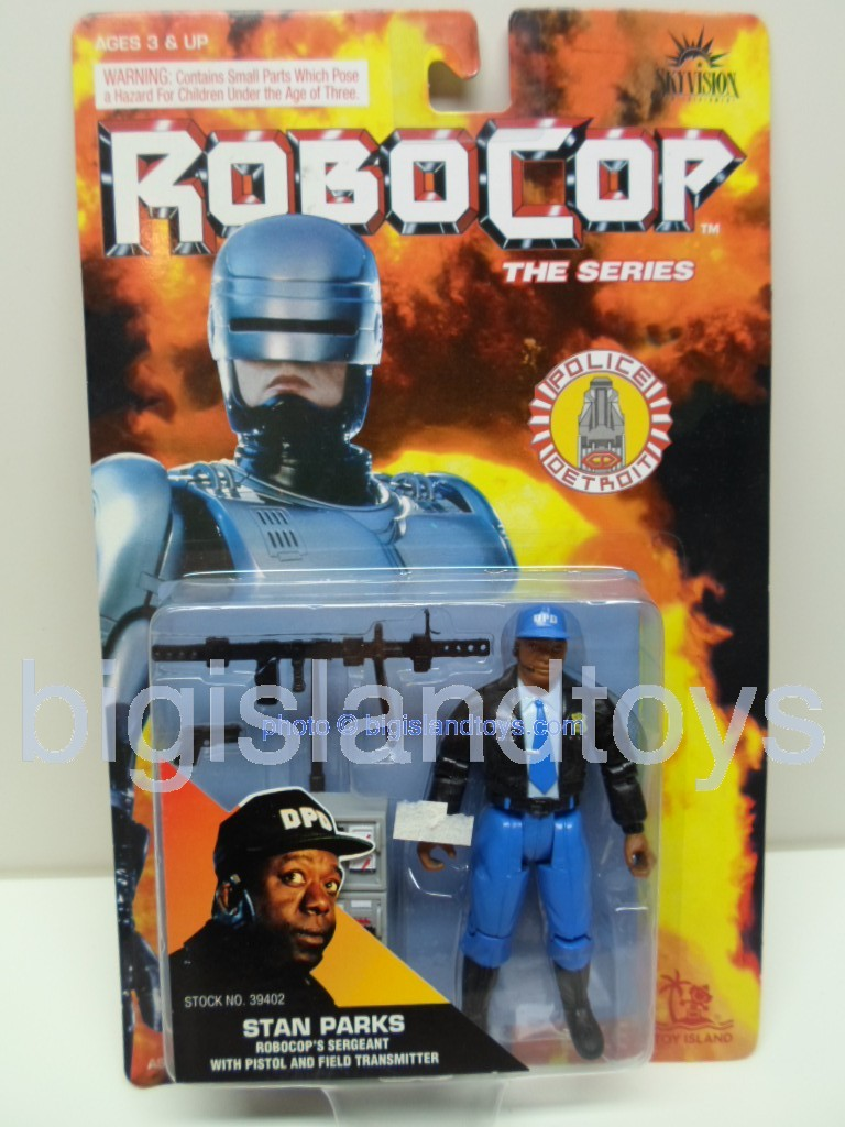 Robocop The Series   Stan Parks