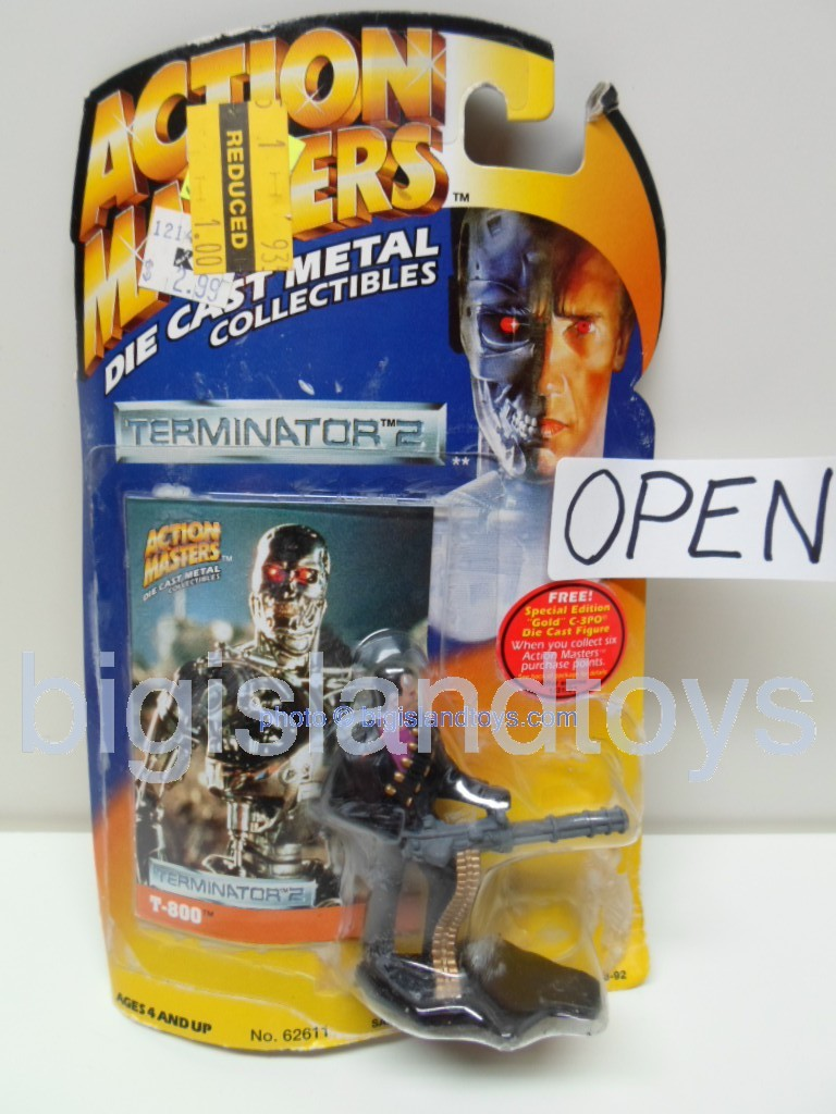 Terminator 2    Action Masters T-800