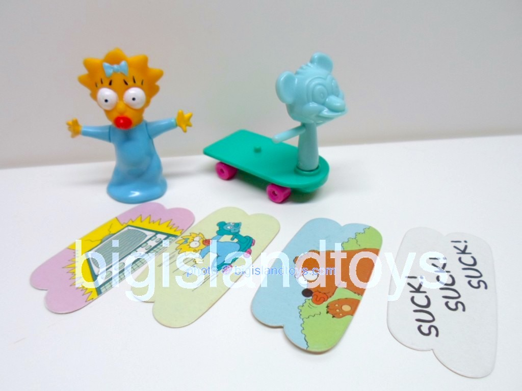The Simpsons By Mattel   Maggie Simpson