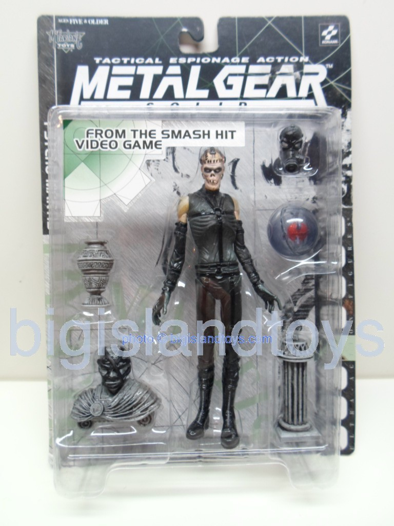 Metal Gear Solid Tactical Espionage   PSYCHO MANTIS