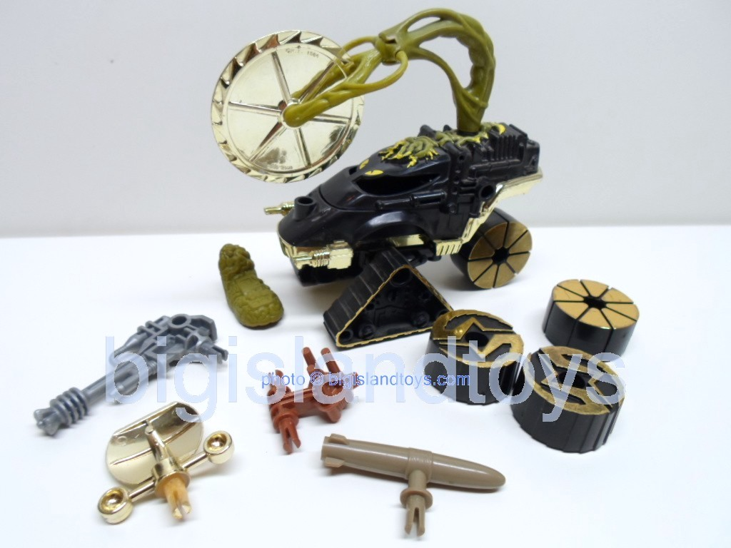 Wheeled Warriors Monster Minds   Saw Boss