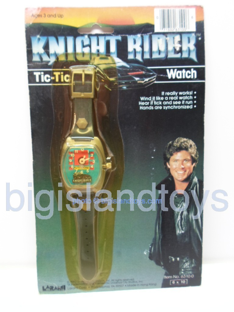 Knight Rider    Tic Tic Wind up WATCH