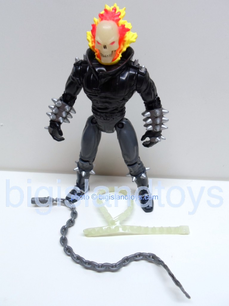 Ghost Rider Series 1   Chain Whipping Ghost Rider