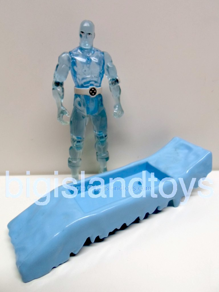 X-Men Uncanny Series 3  Iceman Blue