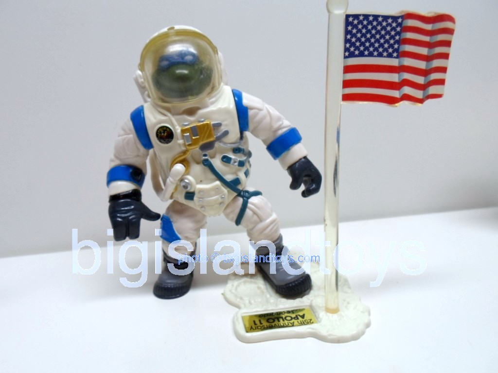 Teenage Mutant Ninja Turtles 1994 Figures   APOLLO 11 LEO