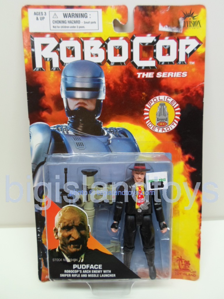 Robocop The Series   Pudface
