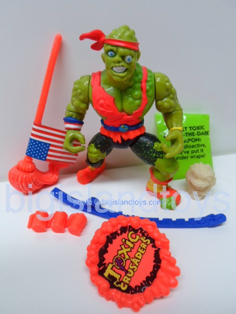 Toxic Crusaders    Toxie