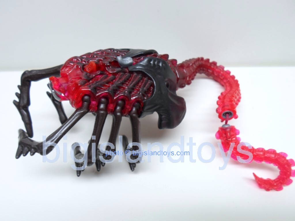 Aliens    Queen Face Hugger