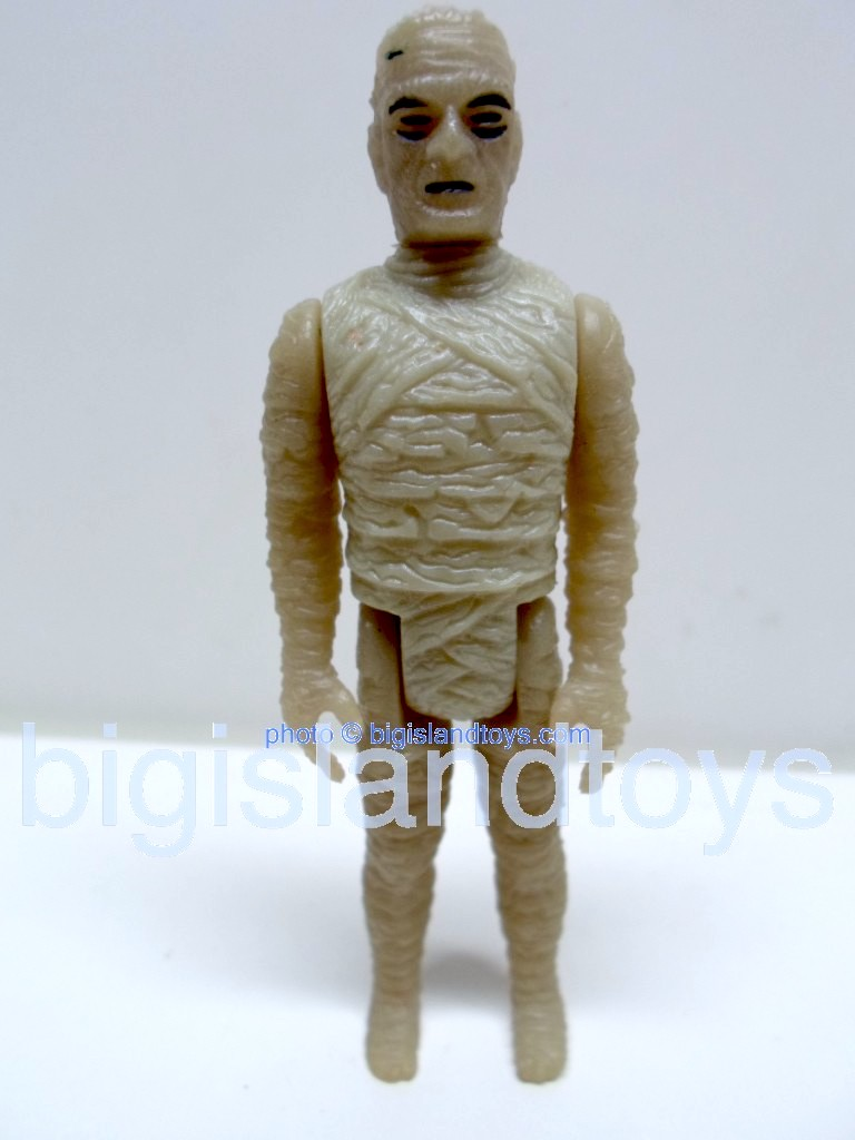 Universal Studios Monsters Mini Monsters   THE MUMMY MONSTERGlow in the Dark