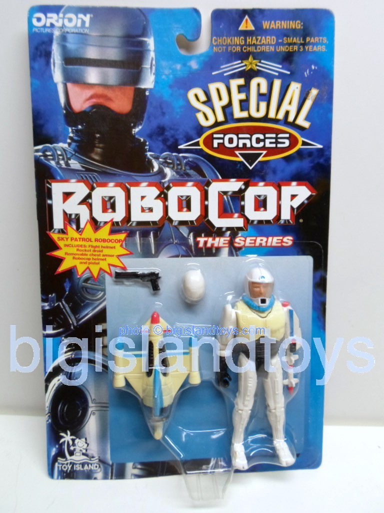 Robocop The Series   Special Forces SKY PATROL ROBOCOP