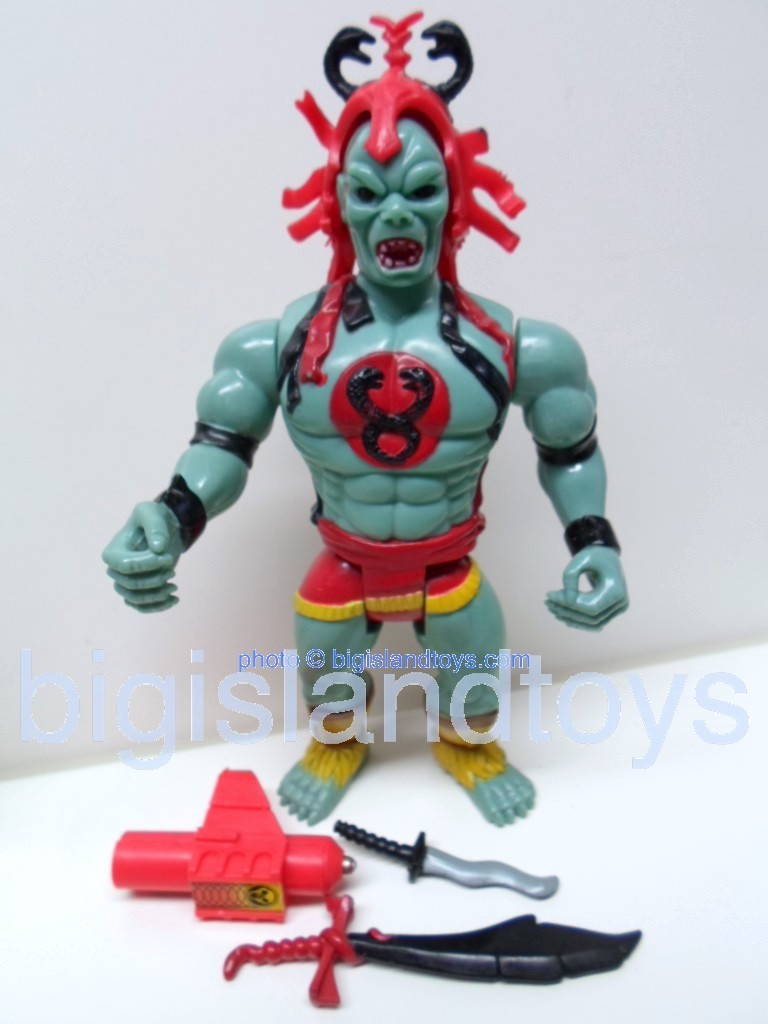 Thundercats Standard Figures   Mumm-Ra The EverlivingBright red