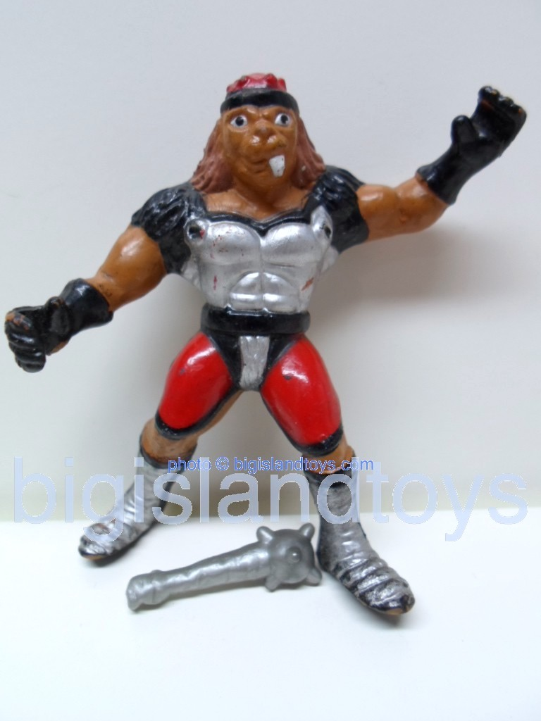Thundercats Mini Figures   Grune the Destroyer