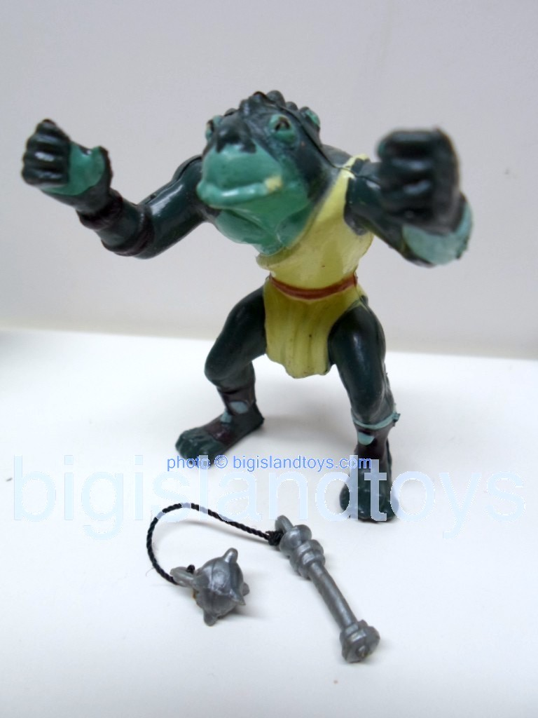 Thundercats Mini Figures   Reptilian Warrior