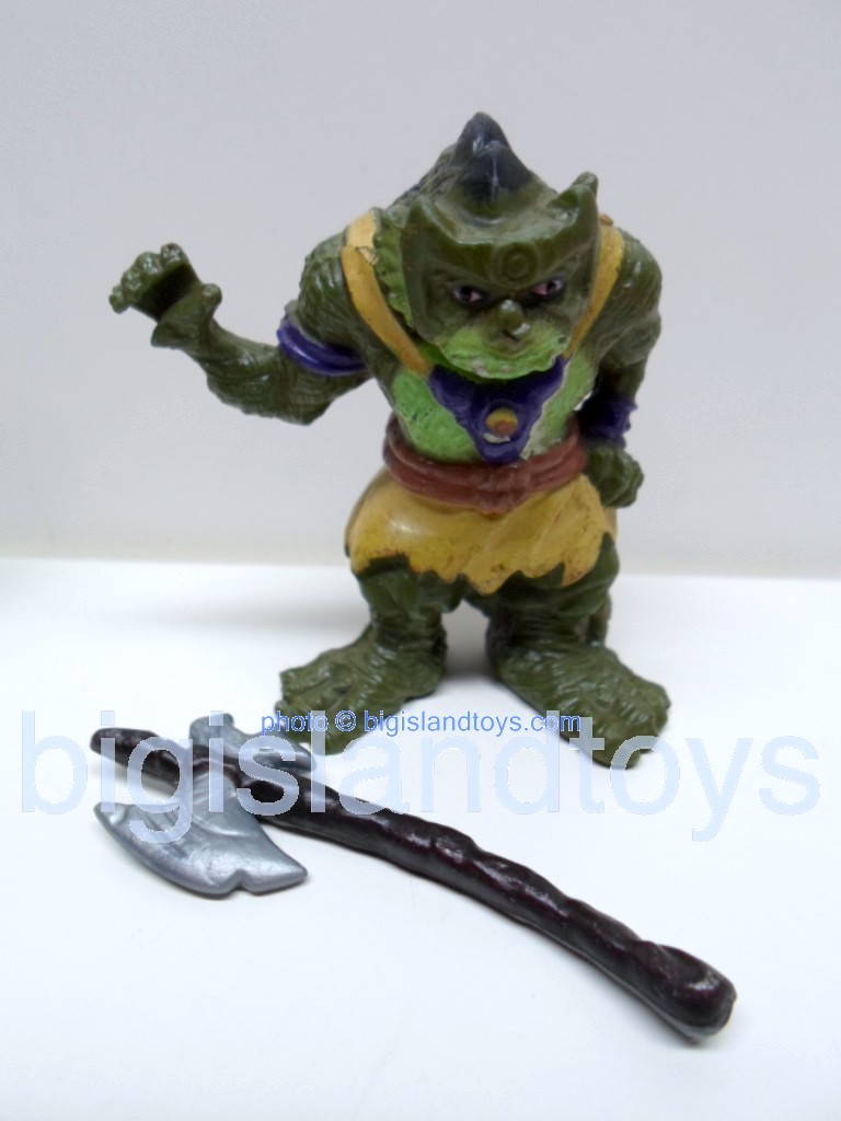 Thundercats Mini Figures   S-S-Slithe