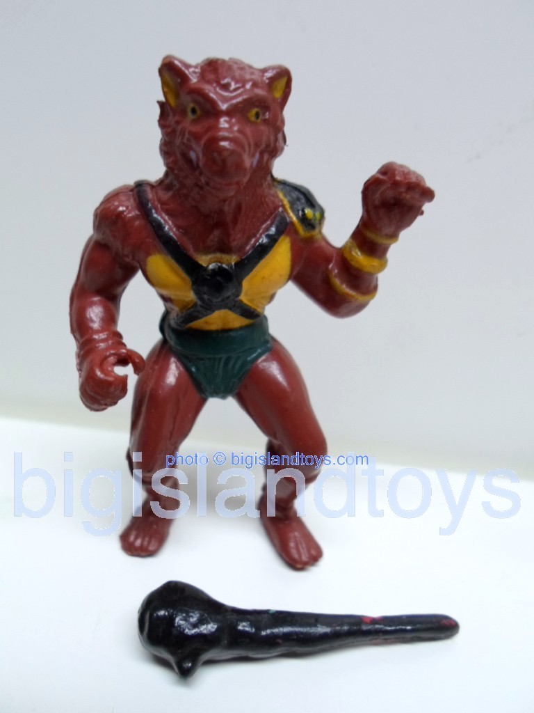 Thundercats Mini Figures   Jackalman