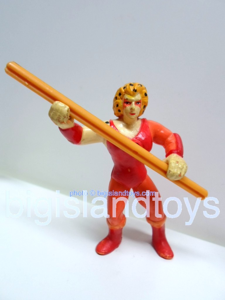 Thundercats Mini Figures   Cheetara