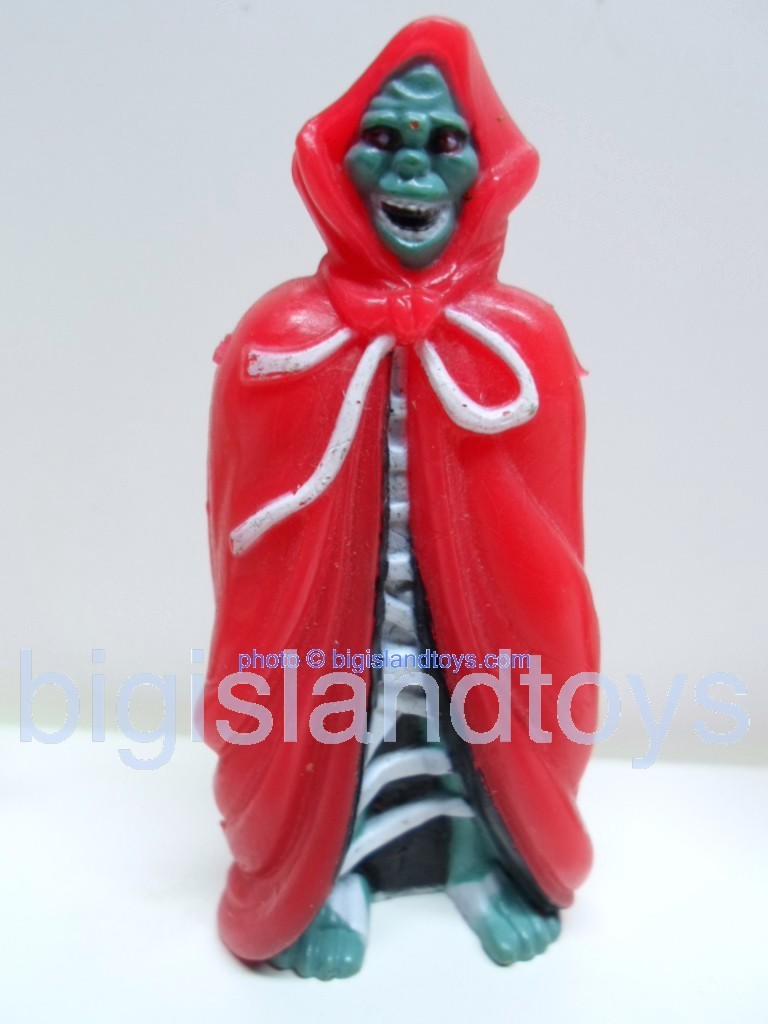 Thundercats Mini Figures   Mumm-Ras Crypt with Excl Figure