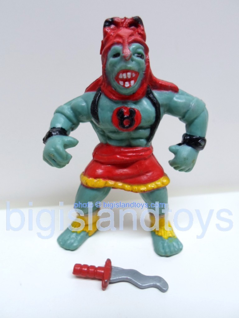 Thundercats Mini Figures   Mumm-Ra The Everliving