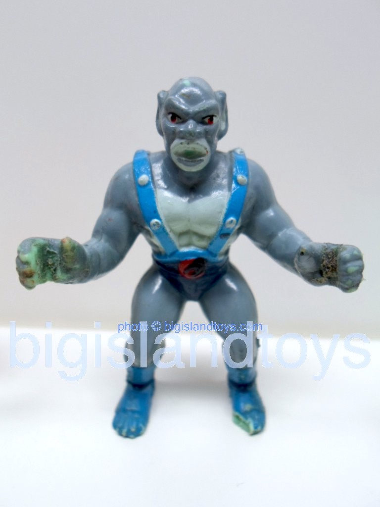 Thundercats Mini Figures   Panthro
