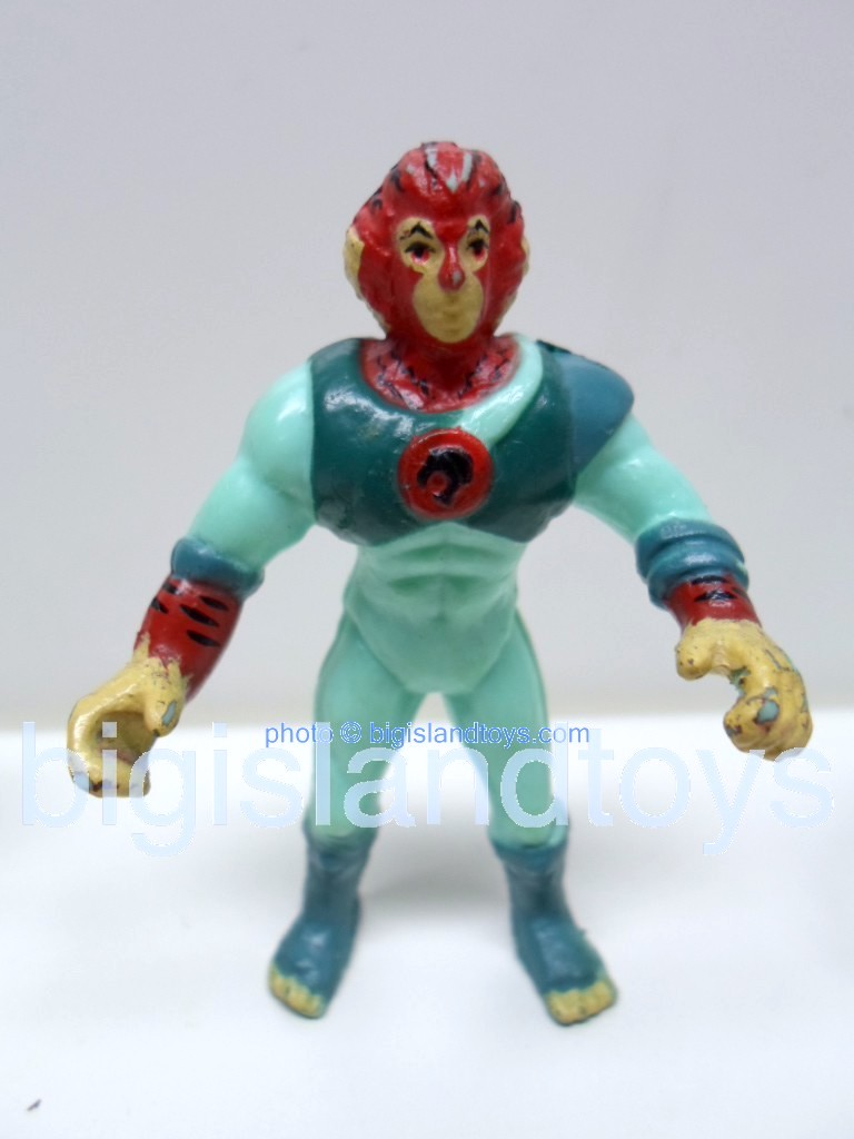 Thundercats Mini Figures   Tygra