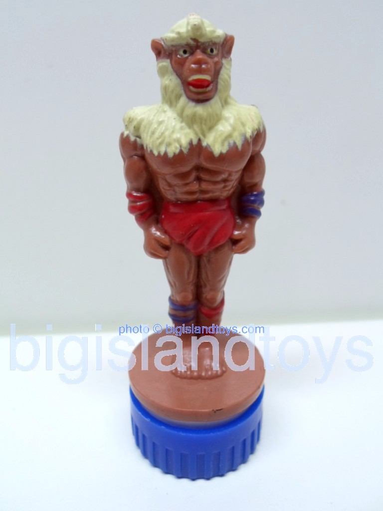 Thundercats Misc Items   MONKIAN Figural Stamper