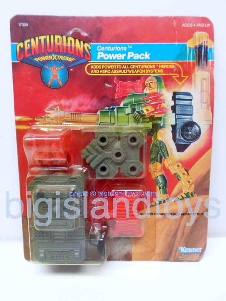 Centurions    Power Pack