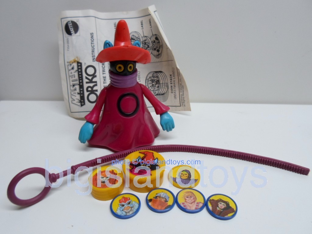 Masters of the Universe Series 3 1984   Orko