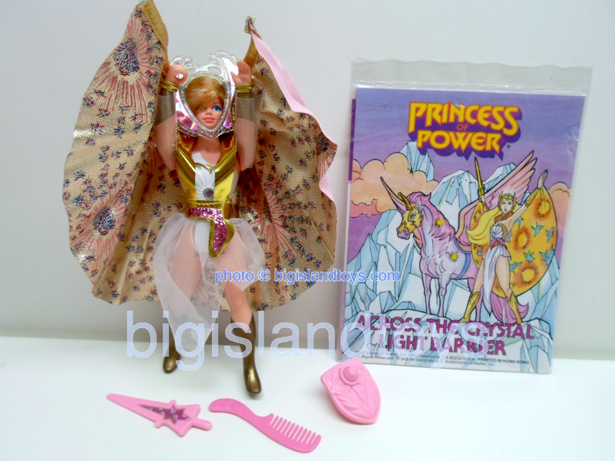 Princess of Power Action Figures   Starburst She-Ra