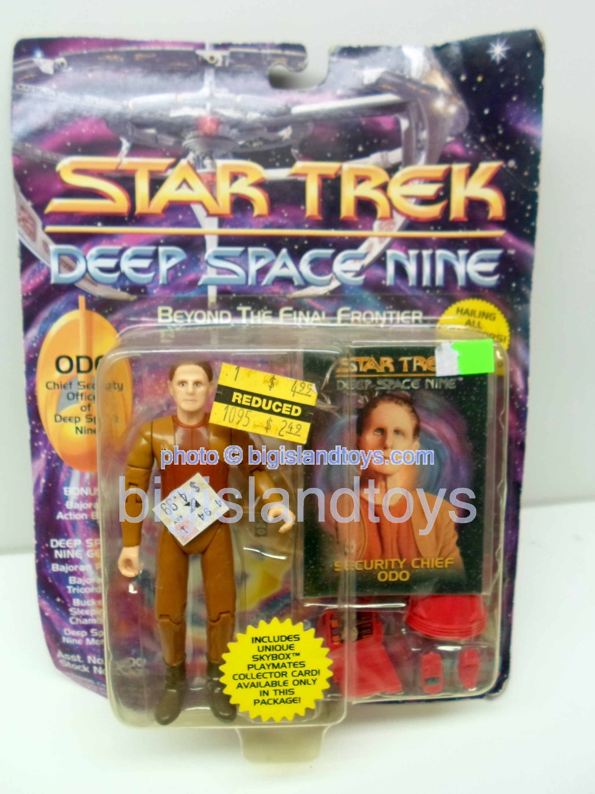 Star Trek  Deep Space Nine   Deep Space Nine CONSTABLE ODO