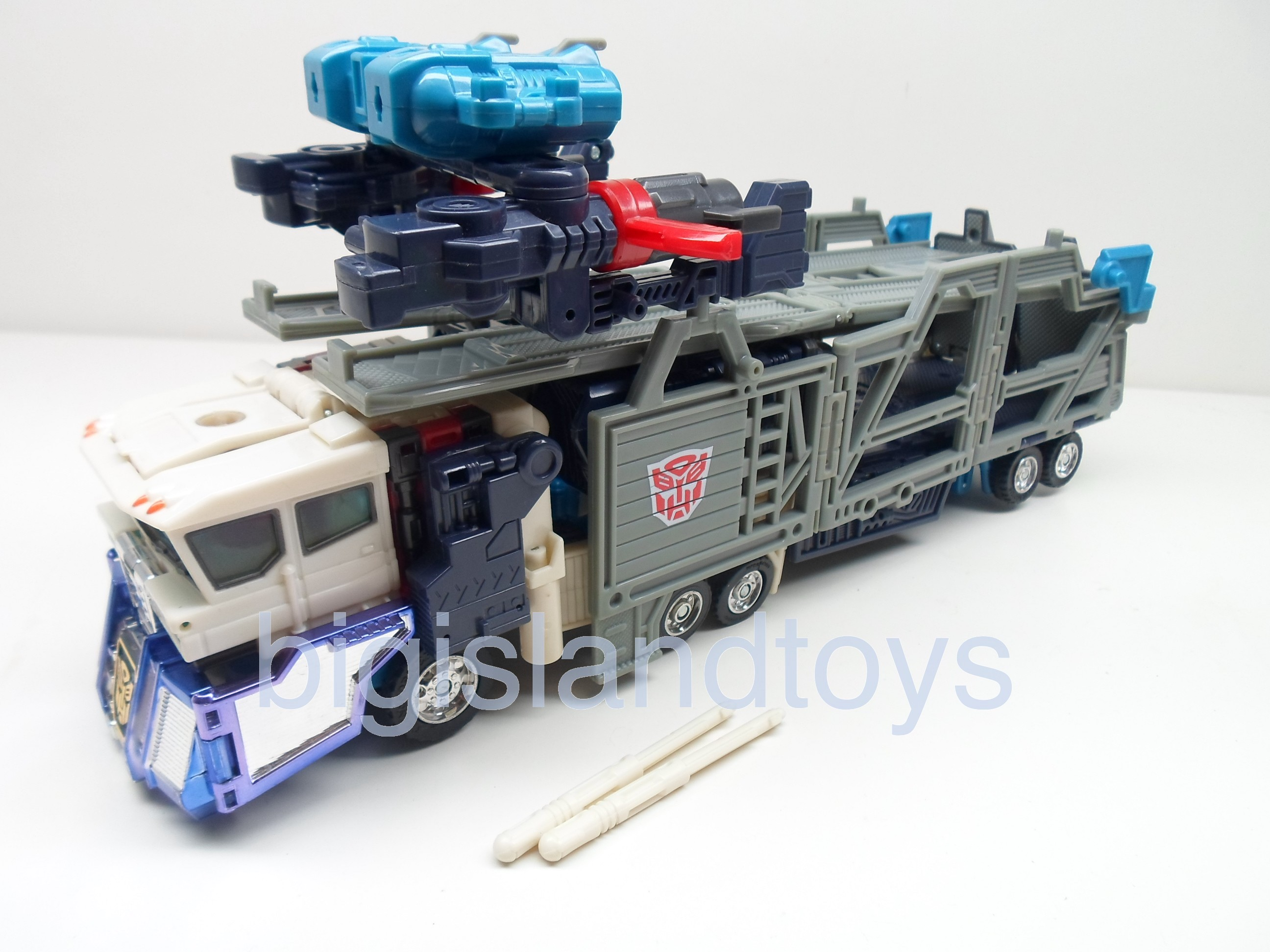 Transformers Universe 2003  Ultra MagnusSams Club exclusive