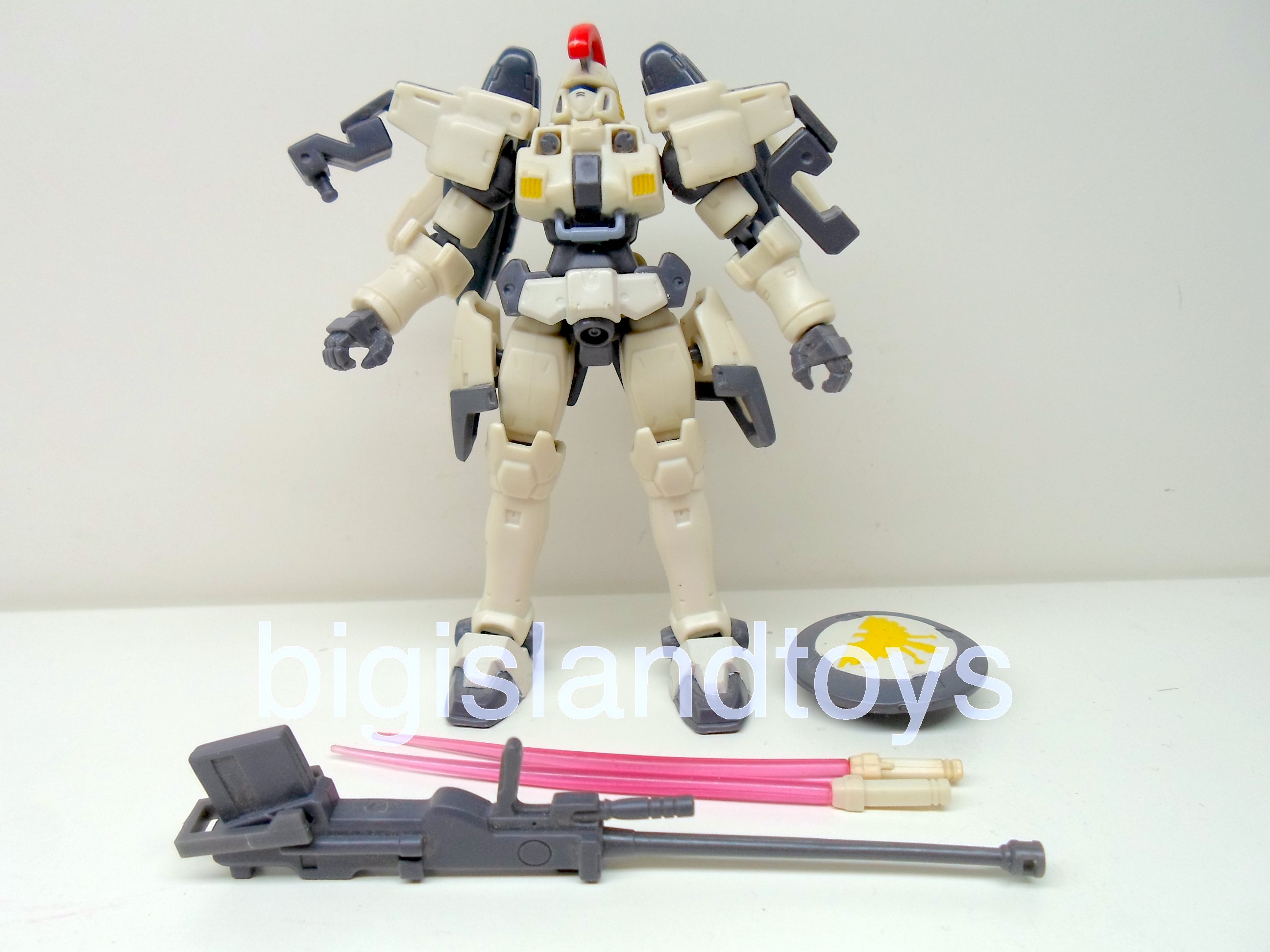 Gundam   Wing Endless Waltz    Tallgeese I Yellow version complete