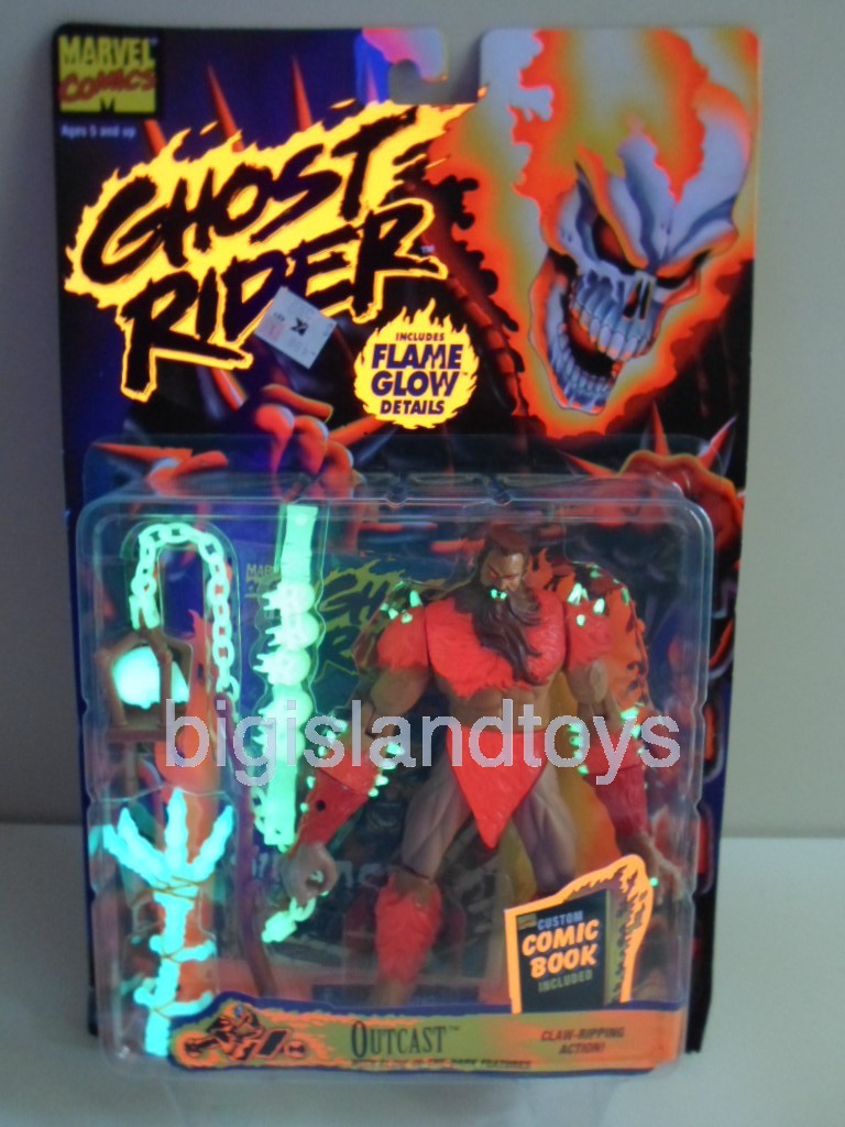 Ghost Rider Series 2   Outcast