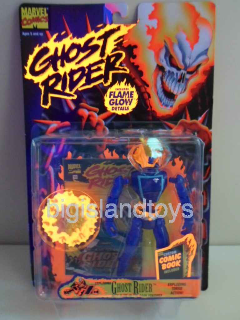 Ghost Rider Series 2   Exploding Ghost Rider