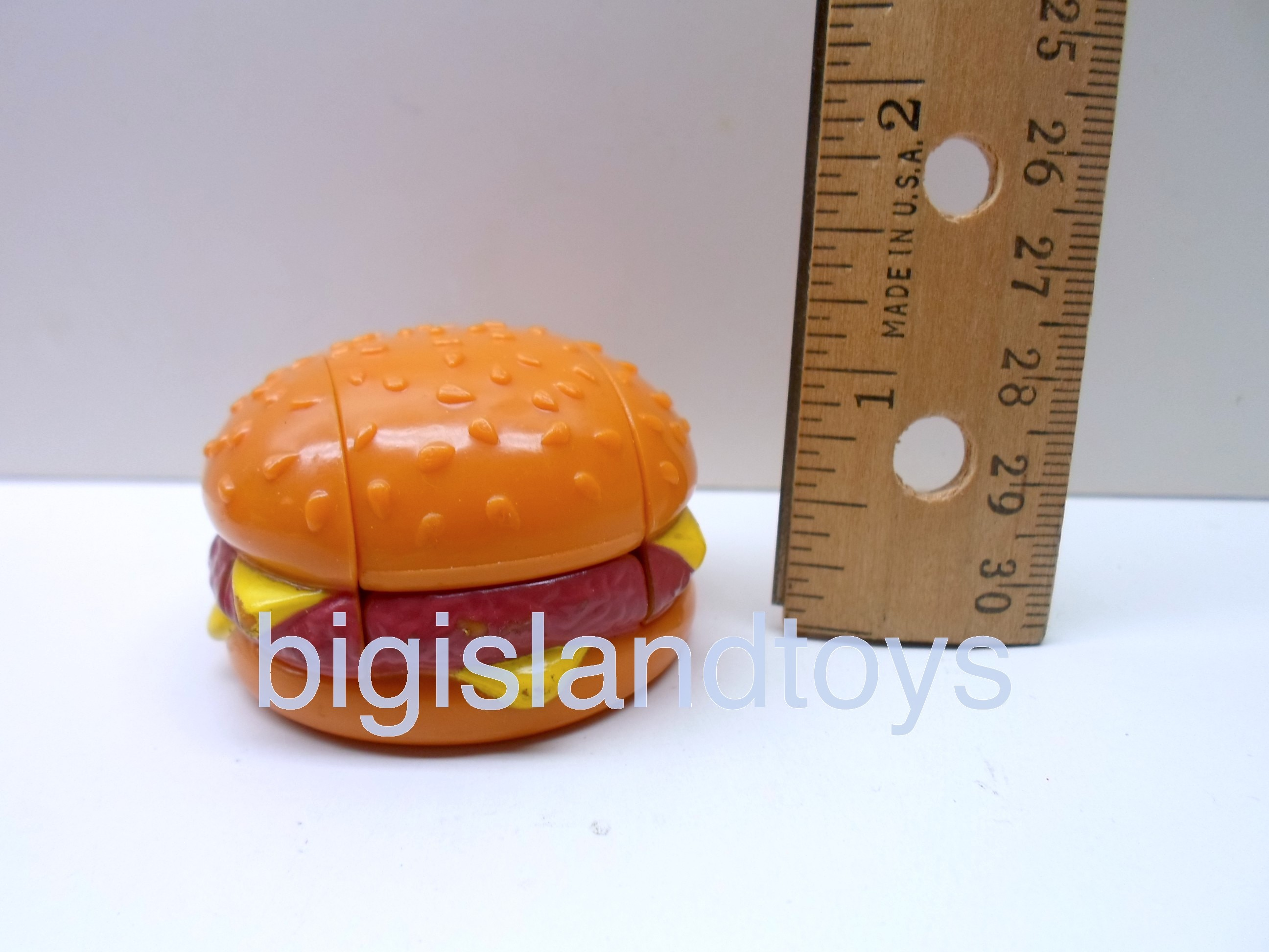 Food Changeables     Quarter Pounder with Cheese Sandwich