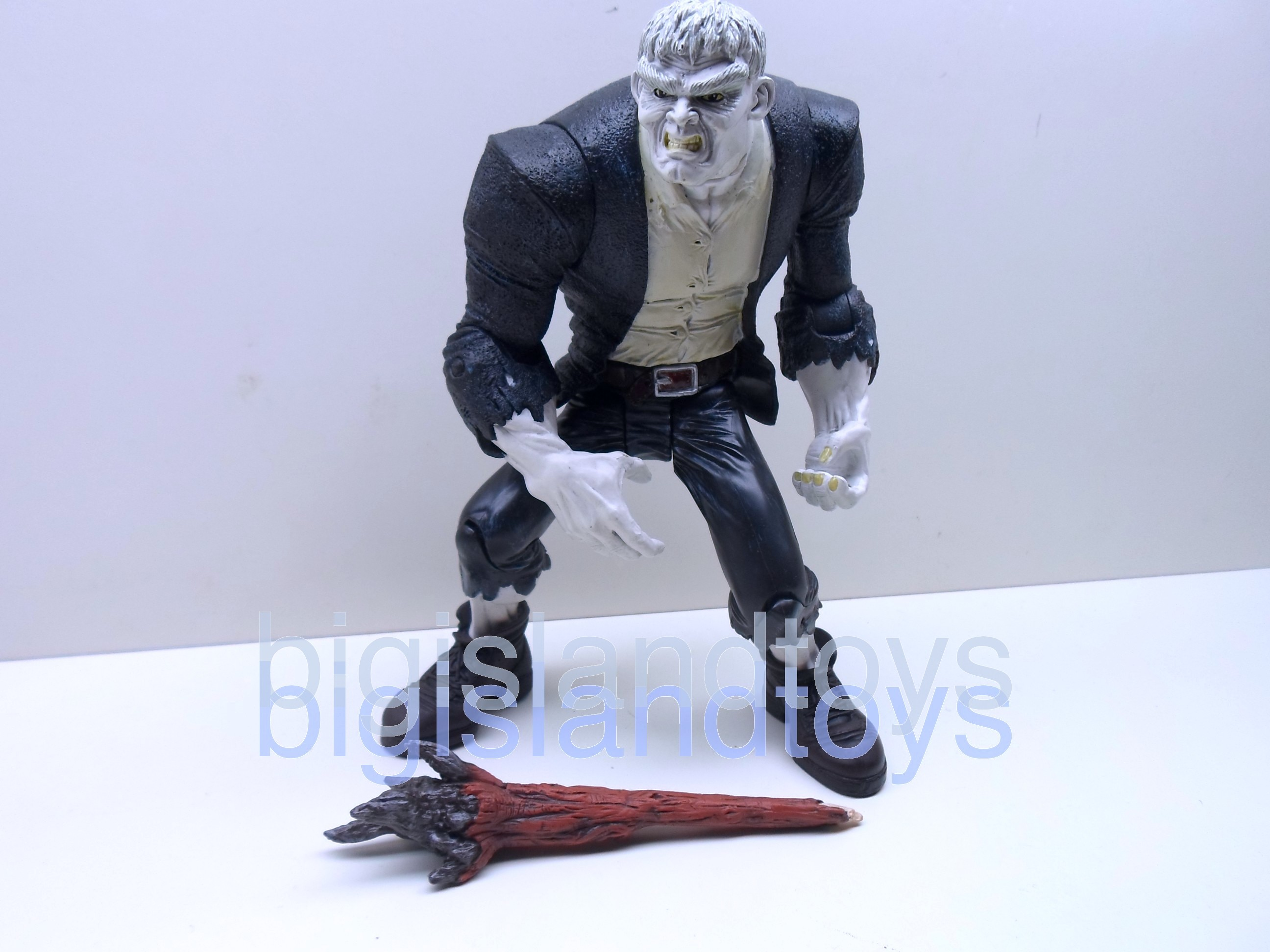 DC Heroes   Justice Society of America  Solomon Grundy
