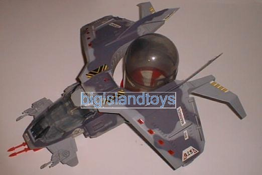 Aliens    Space Marine EVAC Fighter