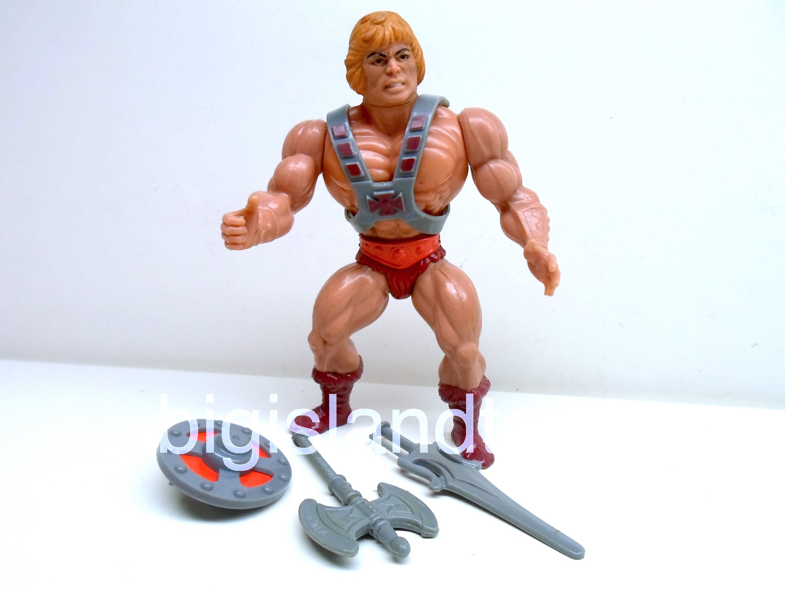 Masters of the Universe     Original He-Man