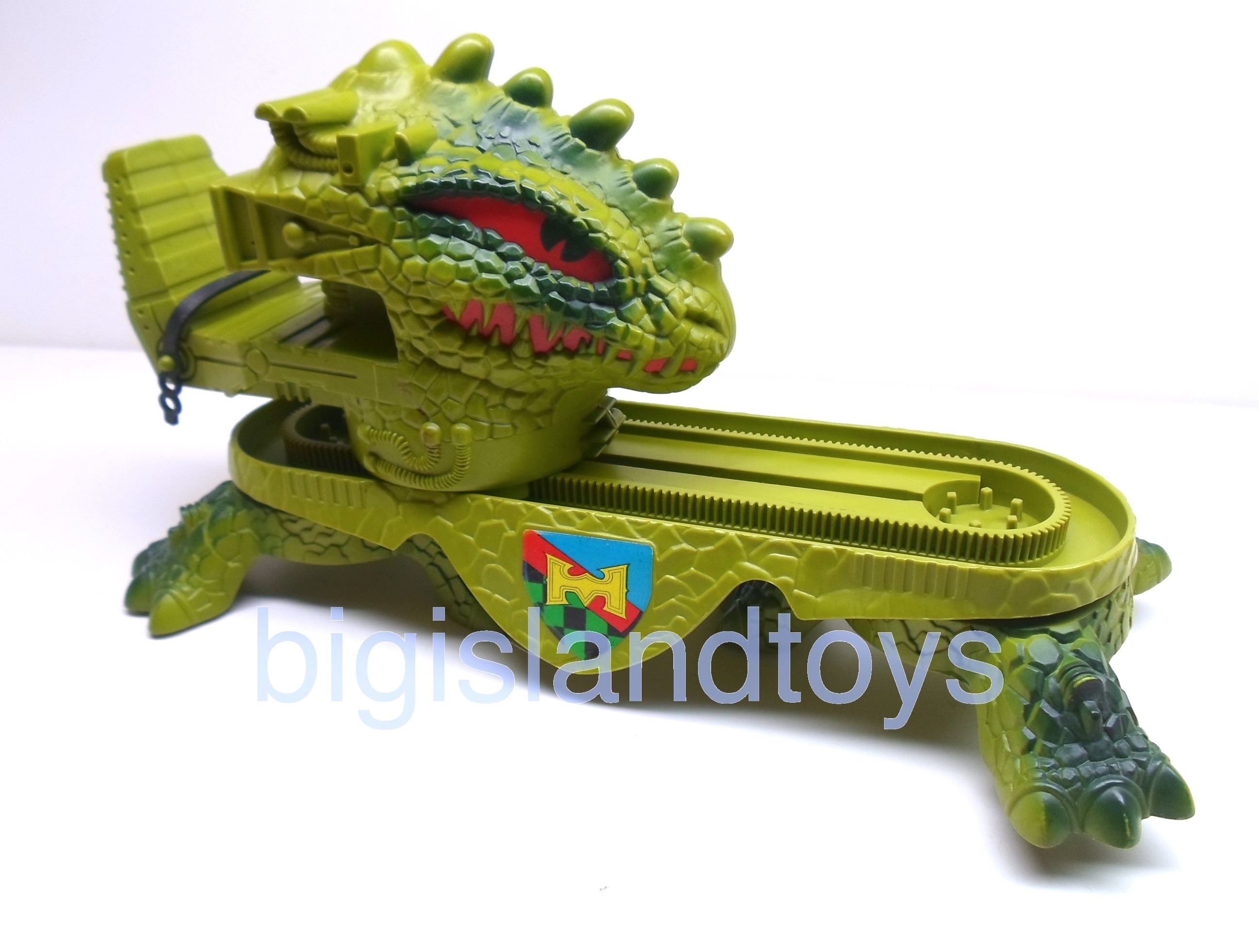 Masters of the Universe Series 3 1984   Dragon Walker