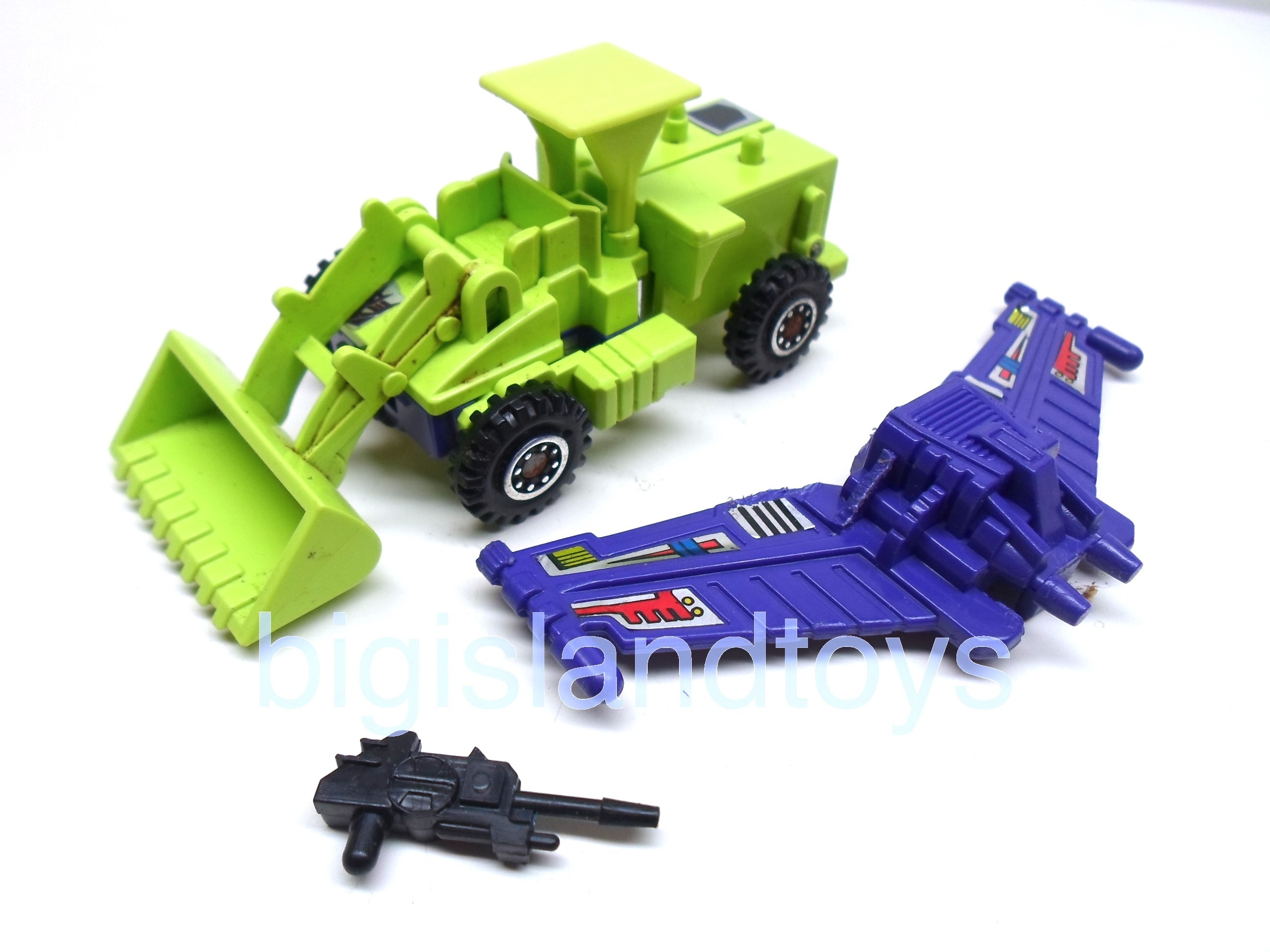 Transformers  Generation One   Scrapper